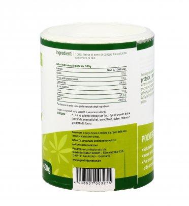 Canapa Bio Polvere Proteico