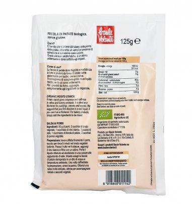 Fecola di Patate Bio