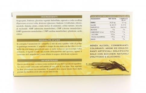 Ferro Olimentovis - 30 Ampolle