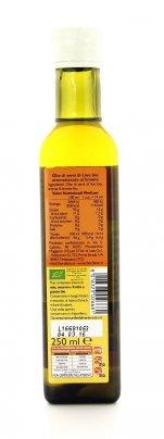 Olio di Semi di Lino Aromatizzato al Limone Bio