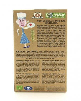 Le Pastine Bio - Stelline di Grano Duro