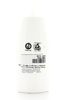 Crema Fluida Idratante alla Lavanda e Vaniglia