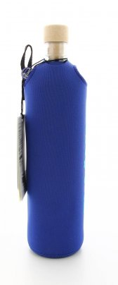 Bottiglia Vetro Programmato Neo Blue 500 ml