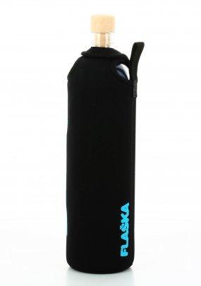 Bottiglia Vetro Programmato Neo Design Dandelions 750 ml