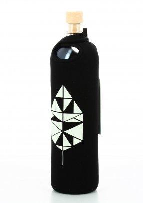 Bottiglia Vetro Programmato Neo Design Tangram 750 ml