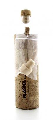 Bottiglia Vetro Programmato Spiritual Flower Of Life 500 ml