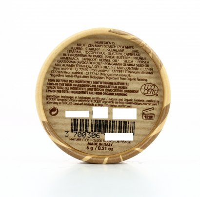 Fondotinta in Polvere Bio N°01 Beige Clair