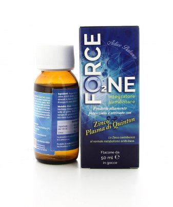 Force O2 One - Zinco Plasma di Quinton
