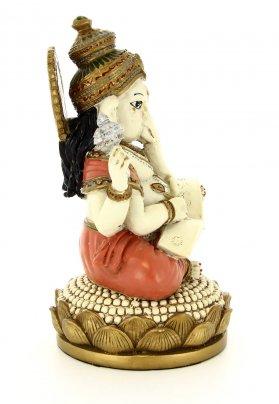 Ganesh Scrive la Mahabharata