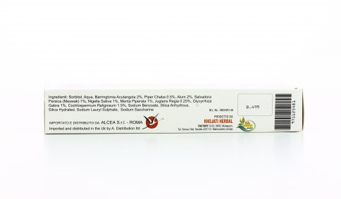 Herbal Dental Gel alla Radice di Meswak
