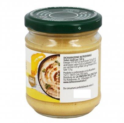 Hummus Bio con Zenzero