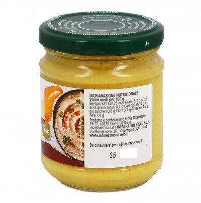 Hummus Bio con Curcuma