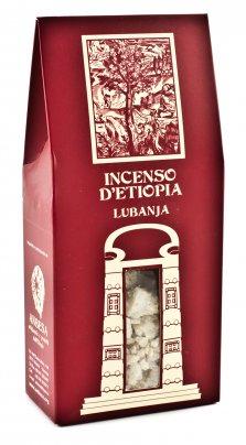 Incenso d'Etiopia in Grani - Lubanja 250 g.