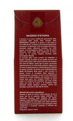 Incenso d'Etiopia in Grani - Messer 250 g.