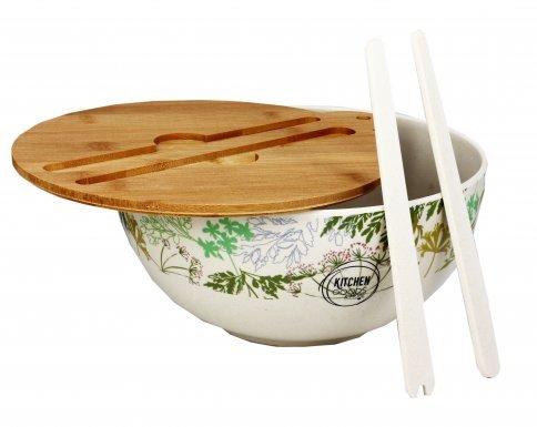 Insalatiera Bambu' Verde