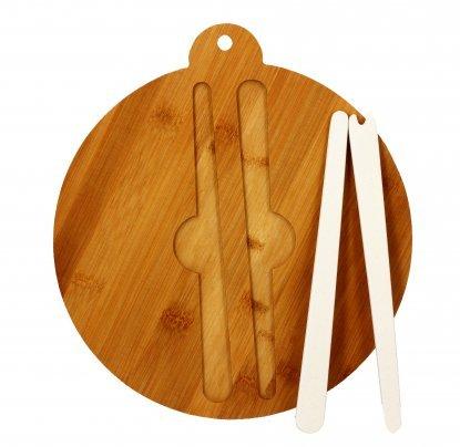 Insalatiera Bambu' Verde - coperchio