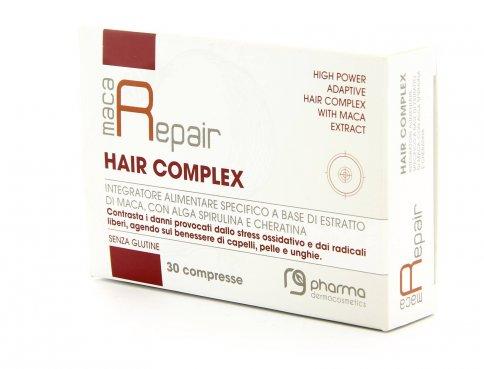 Hair Complex - 30 Compresse