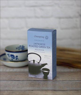 Japanese Roasted Green Tea - Hojicha