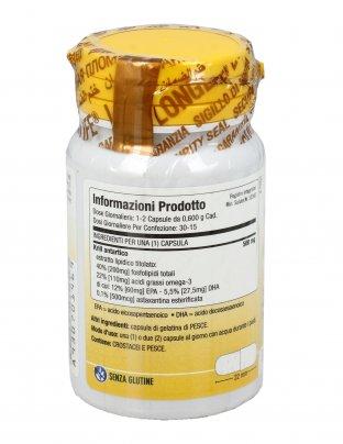 Krill Superba 500 Mg - Omega 3 ad Elevata Biodisponibilità