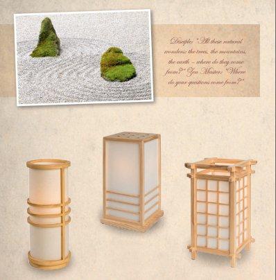 Lampada Giapponese - Ido Nature
