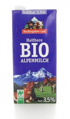 Latte Intero Bio UHT