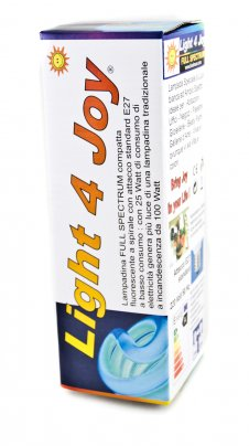 Lampadina Light 4 Joy Full Spectrum