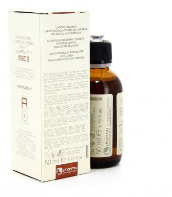 Lozione Intensiva Dermopurificante con Maca - 50 ml.