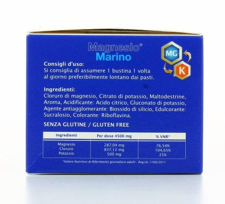 Magnesio Marino K con Potassio - Bustine
