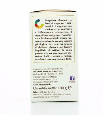 Magnesium Compositum Polvere - 100 gr.