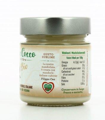 Crema Spalmabile Mandorla e Cocco