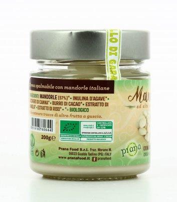 Crema Spalmabile alle Mandorle - Mandorlata Bio