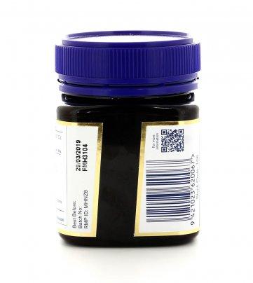 Miele di Manuka MGO 400+ Confezione 250 gr.