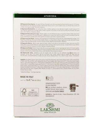 Maschera Viso al Basilico Indiano - Vata Tulsi 15 bustine da 10 ml