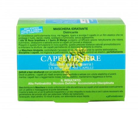 Maschera per Capelli Idratante Districante - Capelvenere