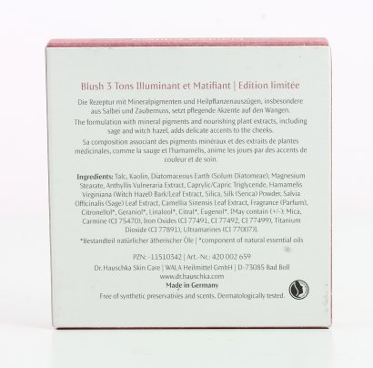 Matte & Shimmer Blush Trio