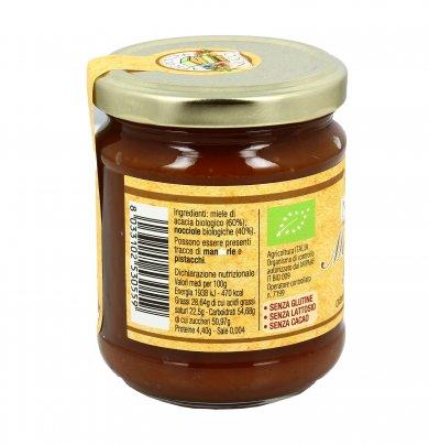 Crema di Miele e Nocciole - Mielcioc Bio