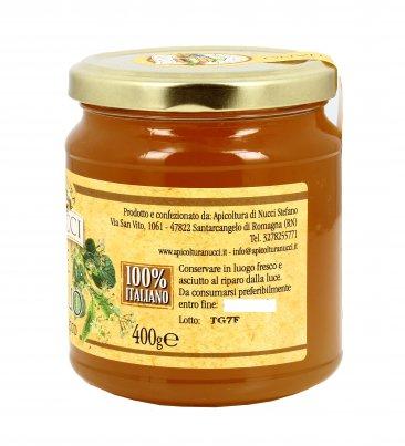 Miele di Tiglio Bio 400 gr.