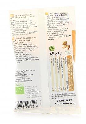 Snack Soia e Tamari Bio - Protein Snack