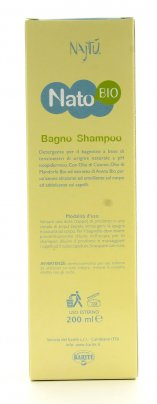 Nato Bio - Bagno Shampoo
