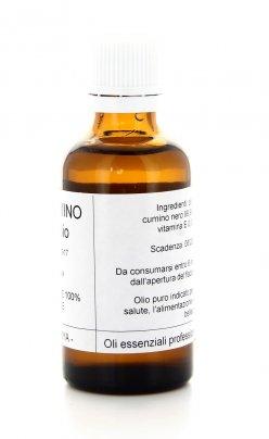 Olio di Cumino Nero Bio - Olio Base Vegetale Puro