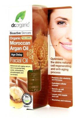 Olio per il Viso all'Olio di Argan