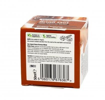 Crema Viso con Bava di Lumaca - Organic Snail Gel