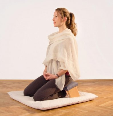 Panca da Meditazione Dharma Standard - Antracite