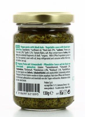 Pesto con Cavolo Nero - BioGustì
