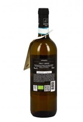 Vino Pinot Grigio Biologico