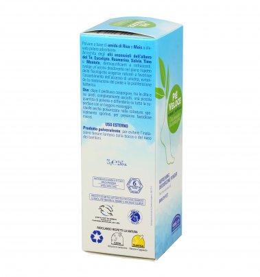 Polvere Deodorante Rinfrescante - Piè Veloce