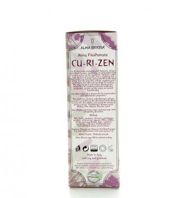 Pomata Cu-Ri-Zen con Fiori di Bach