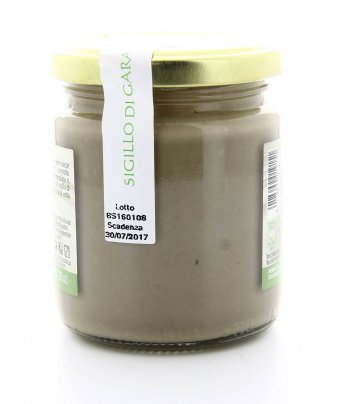 Crema 100% Semi di Girasole Senza Glutine