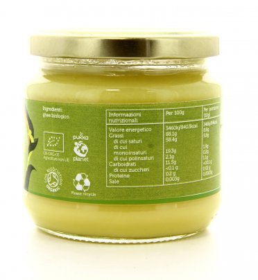 Burro Chiarificato - Organic Ghee