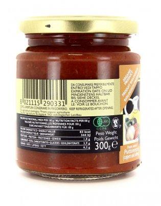 Sugo alla Puttanesca con Capperi e Olive